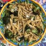 broccoli bagna cauda