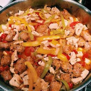 boneless chicken scarpariello
