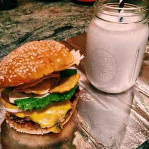 crunch burgers