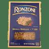small shell pasta