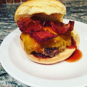 big bang theory burger