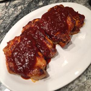 kansas city style pork chops